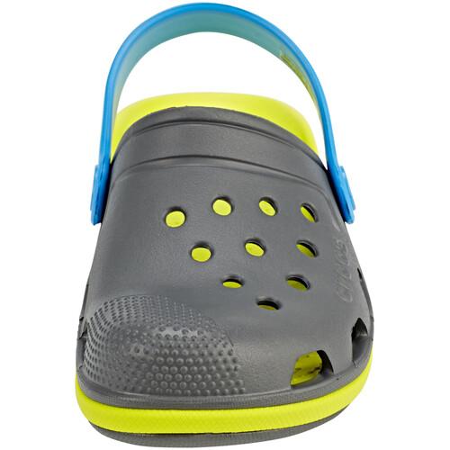 Crocs Electro III - Sandales Enfant - gris sur campz.fr !